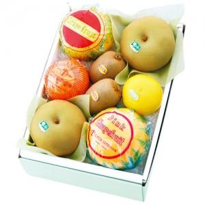 季節のフルーツセットのイメージ